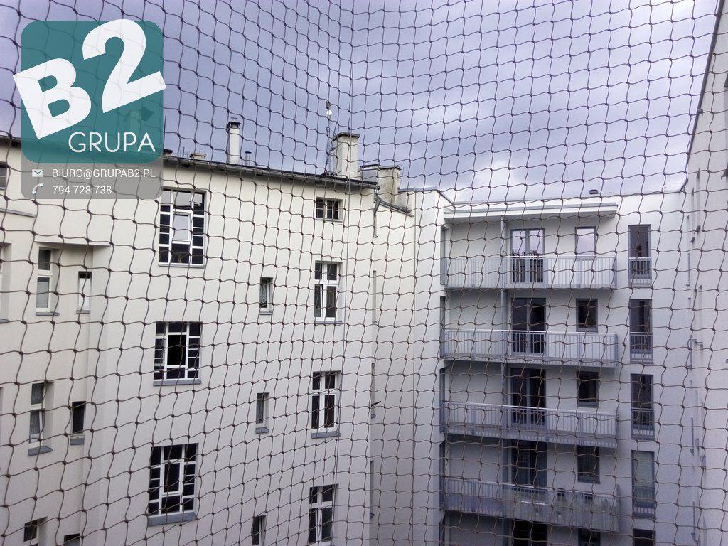 siatka balkonowa gliwice
